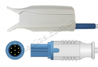 Датчик SpO2, совместимый с мониторами пациента Siemens® и Draeger®