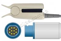 Датчик SpO2, совместимый с реанимационными мониторами пациента Siemens®