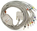 Кабеля ЭКГ к электрокардиографам