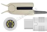 Датчик SpO2, совместимый с Schiller®, имеющим Masimo® модуль