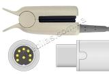 Датчик SpO2, совместимый с мониторами пациента и пульсоксиметрами Ютас (выпуска до 2006 г.)